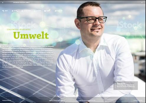 Photovoltaik-Anlage mit Batteriespeicher bei der Richard Wirth Gebäudereinigung GmbH & Co. KG